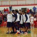 Powers Catholic High School Boys Varsity Basketball falls to Lake Fenton High School 69-73