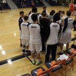 Powers Catholic High School Boys Varsity Basketball beat Davison  High School 66-53