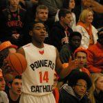 Powers Catholic High School Boys Varsity Basketball beat Saginaw Heritage 65-50
