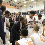 Powers Catholic High School Boys Varsity Basketball beat Lapeer Community Schools 53-44