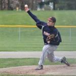 Powers Catholic High School Varsity Baseball beat Arthur Hill High School 12-0