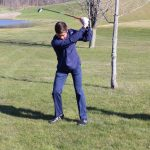 Powers Catholic High School Boys Varsity Golf finishes 4th place