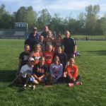 Girls Track Team Win Regionals!  Boys Continue to Improve!