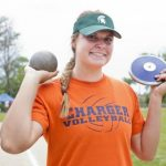 Nikole Sargent named MLive's Athlete of the Year for Girls Track & Field