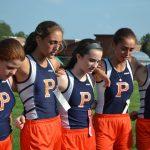 Powers Catholic Girls Cross Country Wins SVL Jamboree