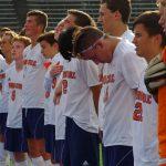 Powers Catholic High School Boys Varsity Soccer beat Saginaw Heritage 5-1