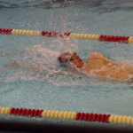 Powers Catholic High School Boys Varsity Swimming beat Swartz Creek High School 109-71