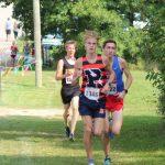 Boys XC Finishes 2nd at SVL Jamboree