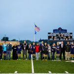 On Senior Night the Boys Varsity Soccer beat Carman-Ainsworth 3 – 1