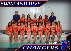2018 Girls Swim and Dive
