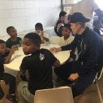 Chargers Helping in the Community