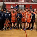 Chargers use team effort to take down Henry Ford Creative Studies in Hard Court Challenge
