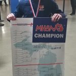 Sean Spidle Does it Again! 3x State Champ