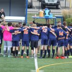 Boys Varsity Soccer ties Detroit Country Day 1 – 1