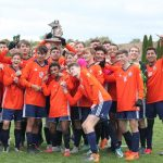 Boys Varsity Soccer beats USA 4 – 0 to Capture District Title