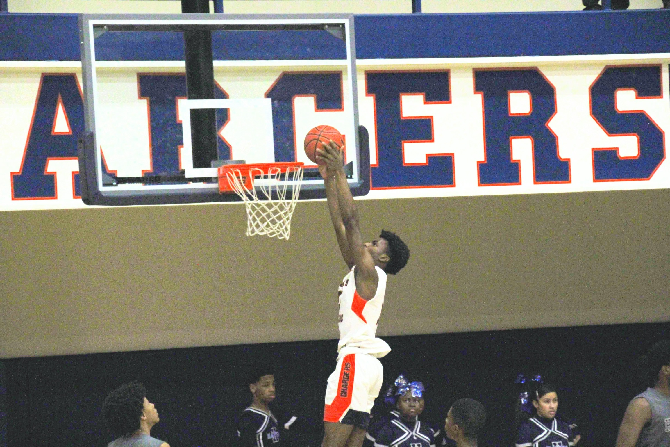 Chargers open up district play with a win over Hamady
