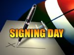 National Letter of Intent Signing Day Program