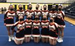 Girls Varsity Competitive Cheer finishes 3rd place at Breckenridge Invite