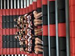 Girls Varsity Competitive Cheer finishes 3rd place at Lake Shore Invite