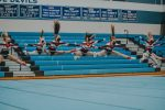 Girls Varsity Competitive Cheer finishes 3rd place at Midland Invite