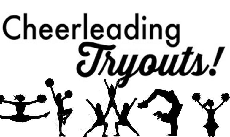 Cheerleading Tryouts Information