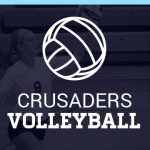 Crusaderettes Volleyball Season Opener