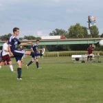 Crusader defense holds Jackets to 0-0 tie