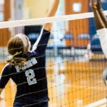 Varsity Volleyball defeats Charleston Catholic