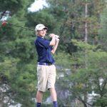 Tough Night for Varsity Golf