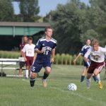 Parkersburg Catholic Varsity Soccer beats St. Mary's 9-0