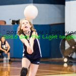 Middle School Volleyball Defeats Vandy