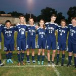 Parkersburg Catholic Varsity Soccer ties Scott High School 1-1