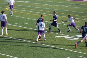Soccer vs. St. Marys
