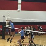 Volleyball Win Over Point Pleasant