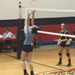 Crusaderettes fall in Sectional Semi-finals