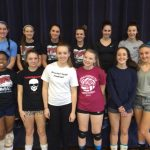 Crusaderette Volleyball begins Sectionals Monday