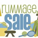 PCHS Tennis & Track teams Rummage Sale