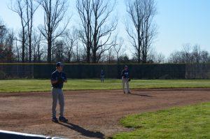 Baseball vs. Wirt County – 3/29/16