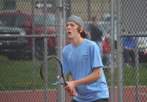 Tennis vs. South 3/30/16