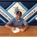 Cary Casto Baseball Signing