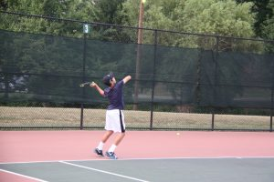 Middle School Tennis vs. Marietta