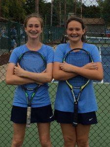 Middle School Tennis vs. Blennerhassett