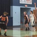 Middle School Girls Crush Williamstown