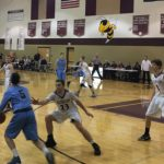 Crusaders victorious over Yellow Jackets