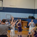 Crusaderettes suffer overtime loss