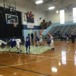 Parkersburg Catholic Boys Middle School Basketball falls to Van Devender 63-48