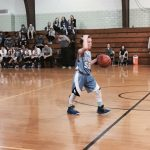 Parkersburg Catholic Boys Middle School Basketball falls to Van Devender Middle School 69-24