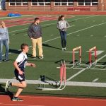Boys Middle School Track Results