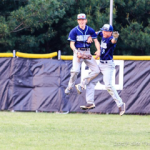 Crusader Baseball eliminates Yellow Jackets
