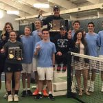 Team title for Crusader Tennis